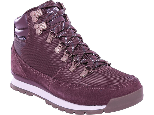 The North Face W's Back-To-Berkeley Redux Shoes Fig/Tin Grey